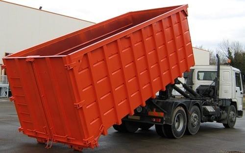 Вывоз мусора в Агалатово